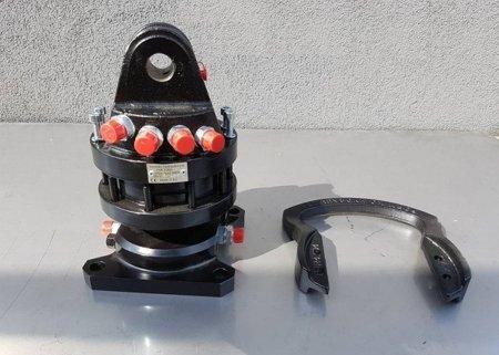 91359989 Rotator hydrauliczny 3 tonowy na flanszę