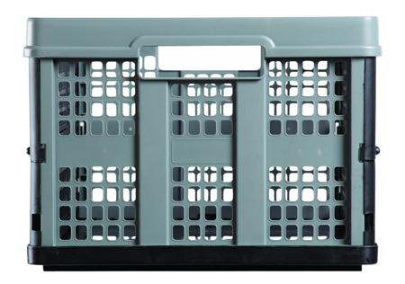 99746706 Wózek do transportu, składany + pudełko GermanTech Clax (udźwig: 60 kg)