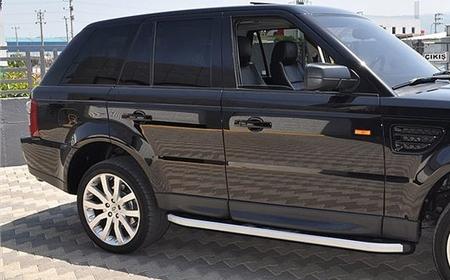 DOSTAWA GRATIS! 01655725 Stopnie boczne - Land Rover Range Rover Sport 2013- (długość: 182 cm)