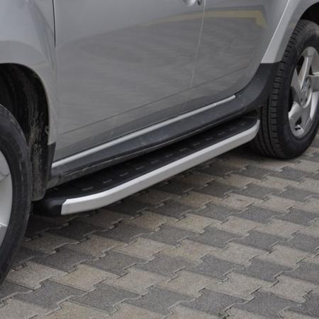 DOSTAWA GRATIS! 01655758 Stopnie boczne - Peugeot Expert 2007-2016 long (długość: 230 cm)