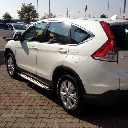 DOSTAWA GRATIS! 01656009 Stopnie boczne - Honda CRV 2012+ (długość: 171 cm)