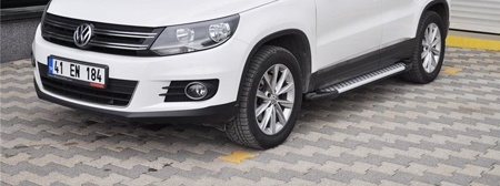 DOSTAWA GRATIS! 01656086 Stopnie boczne - Volkswagen T5 & T6 2015- long (długość: 252 cm)