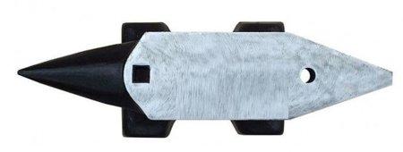DOSTAWA GRATIS! 27064679 Standardowe kowadło dwurożne (waga: 50 kg)