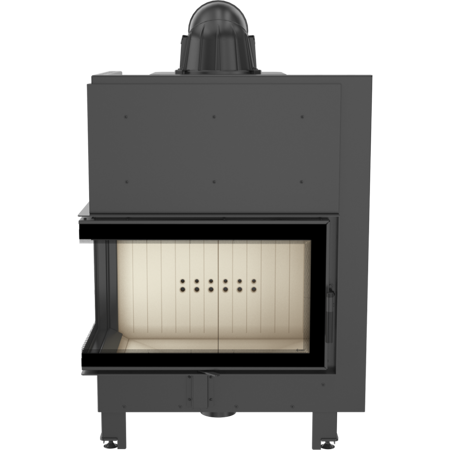 DOSTAWA GRATIS! 30046765 Wkład kominkowy 15kW MBO BS (lewa boczna szyba bez szprosa)