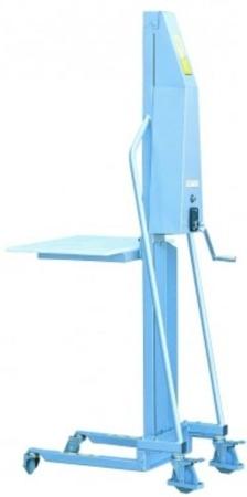 DOSTAWA GRATIS! 310411 Wózek podnośnikowy (udźwig: 200 kg, wymiary wideł: 400x330x40 mm)