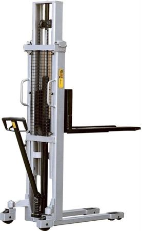 DOSTAWA GRATIS! 310505 Wózek podnośnikowy ręczny (maszt podwójny, udźwig: 1000 kg)