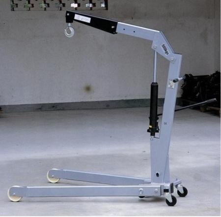DOSTAWA GRATIS! 310669 Żurawik warsztatowy składany FC2000 (udźwig: 2000 kg)